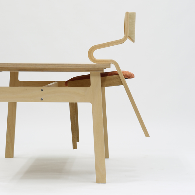 Cu-04 DINING CHAIR